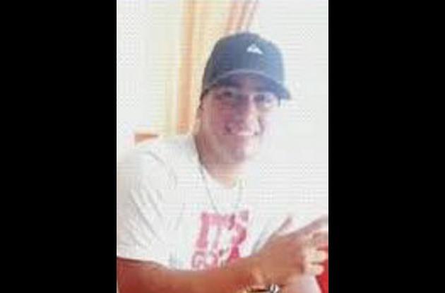 Sergio Urueta, muerto. Pereció en accidente en Arjona.