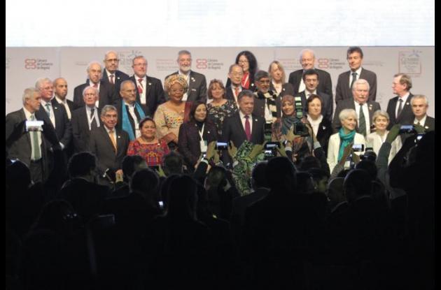 Cumbre Mundial de Premios Nobel de Paz
