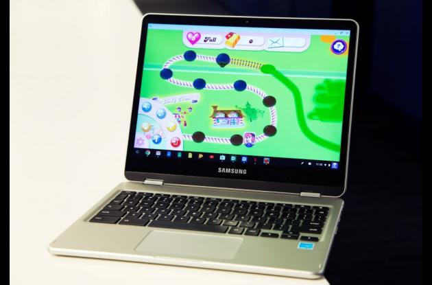 El boom de Google Chromebook en escuelas.