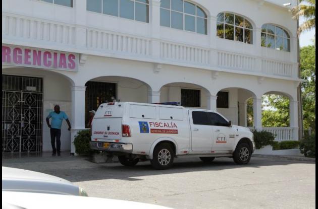 Orlando Torres Rodelo murió en la Clínica San José de Torices tras ser baleado. La agresión ocurrió en Vista Hermosa.