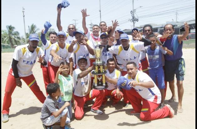 Fuerzas Armadas fue el gran campeón del IV Regional Costeño de Bates y Tapitas.