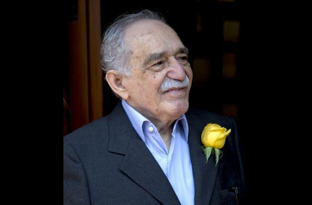 Gabriel García Marquez.