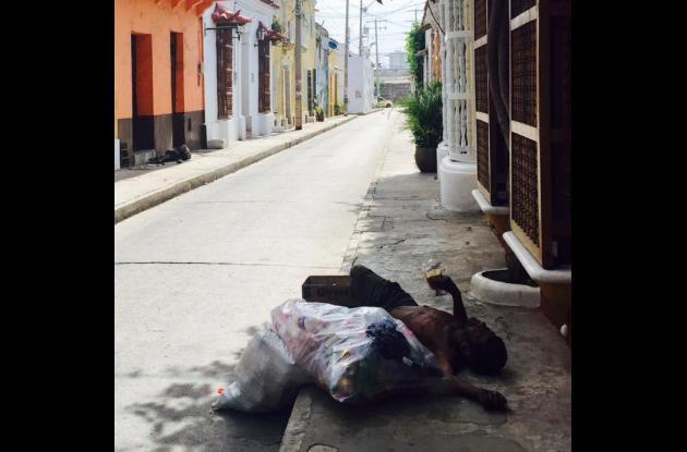 Habitantes de calle