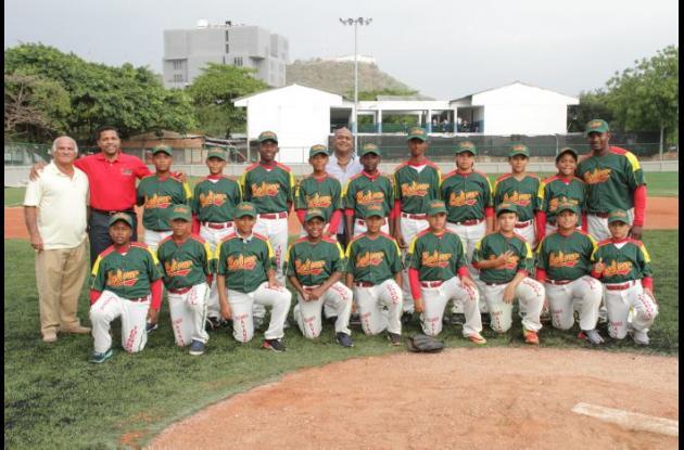 Bolívar buscará desde hoy en Montería el título del Nacional de Béisbol Infantil.