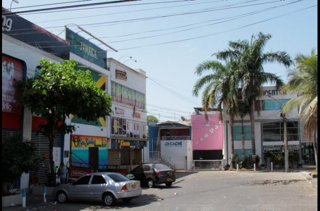 'Zona U' en Villa Sandra