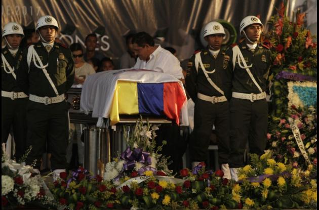 Homenaje póstumo a Martín Elías en Valledupar.