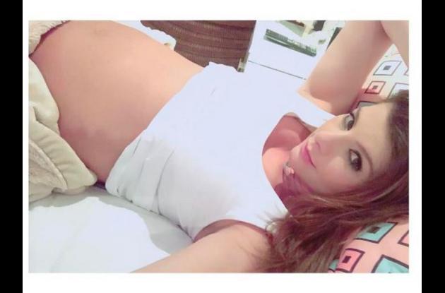 Carolina Cruz.