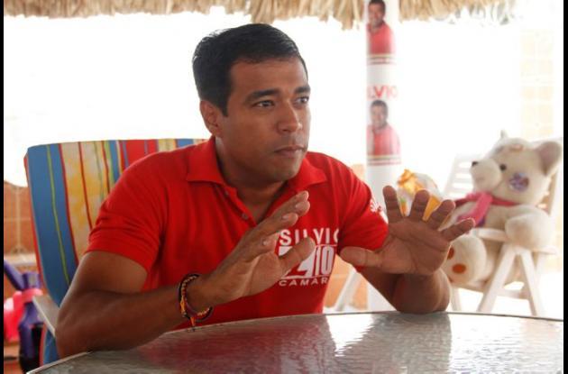 Silvio Carrasquilla.