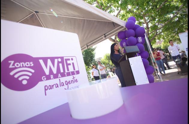 Se estima que EL encendido de las zonas wifi en Cartagena ese realizará el próximo viernes 23 de junio.