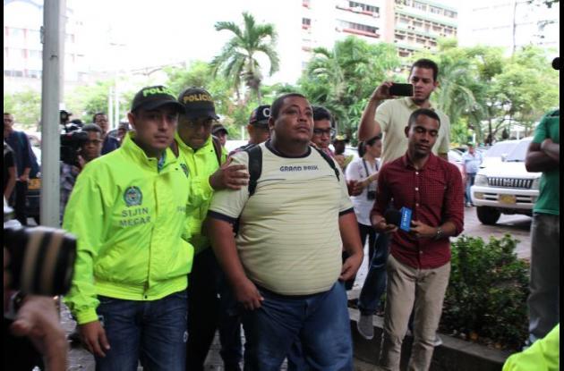 Wilfran Quiroz, propietario de lConstructora & Quiroz.