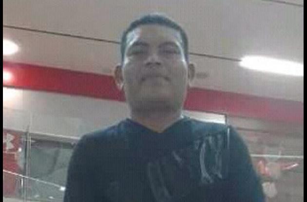 Rodrigo Corrales, asesinado.