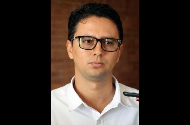 Carlos Arturo Sierra Guerra, secretario de Gobierno del departamento de Sucre y actual alcalde (e) de San Antonio de Palmito.