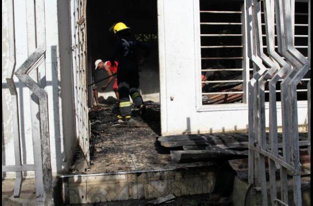 Queman tres casos en Turbaco tras pelea que dejó dos muertos.