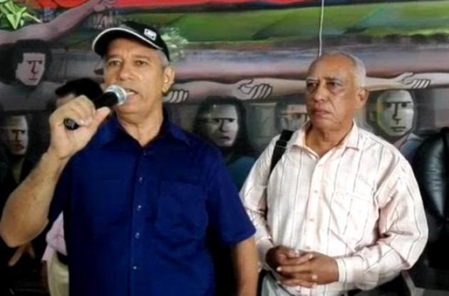 Ramiro Guerra, director de la banda en sesión del Concejo.