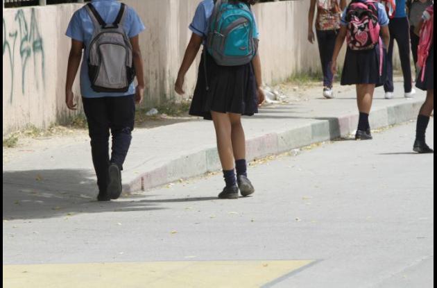 Estudiantes de Cartagena