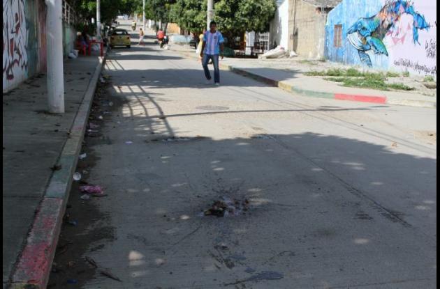 Barrio Luis Carlos Galán