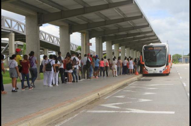Buses de Transcaribe