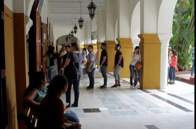 Cupos en la Universidad de Cartagena