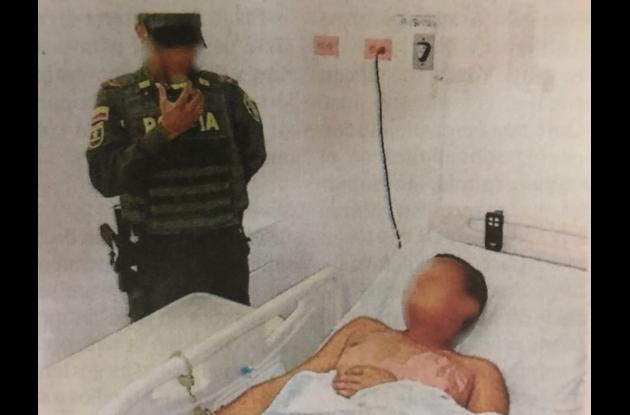 Jorge Luis Pedroza Rebolledo, condenado por el crimen de su exmujer.