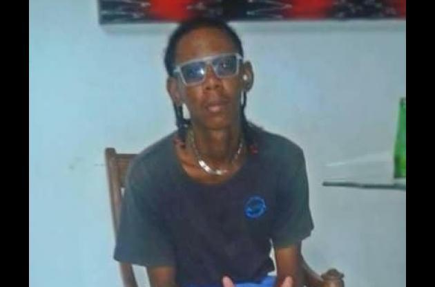 Víctor Rodríguez, abatido por policías en Nuevo Porvenir, porque presuntamente atracaba a una persona.