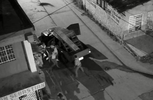 Por medio de cámaras de seguridad le hicieron un seguimiento por más de 60 horas a alias el Tarra, que finalmente fue capturado en Petare.