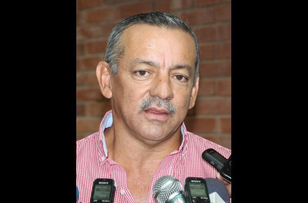 José Nicolás Vega Lastre, coordinador de Gestión del Riesgo de Sucre.