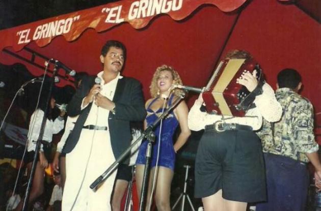 Guillermo Pertuz y Patricia Teherán.