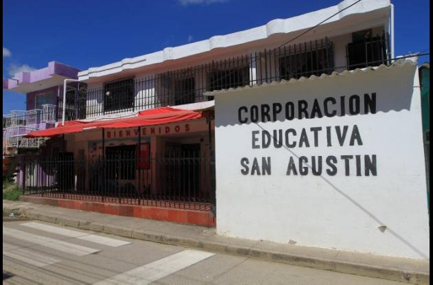 Corporación Educativa San Agustína