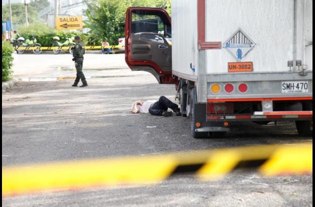 Luis Antonio Castaño Monsalve fue asesinado en Mamonal por oponerse a un atraco.