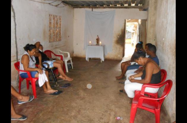 El obrero José Miranda será velado en su casa, en Turbana. Ayer sus parientes reclamaban su cuerpo. Murió en un accidente en moto.