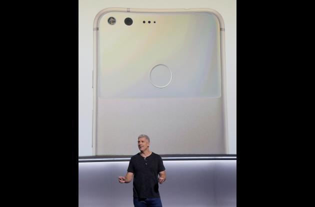 Presentan el nuevo Google Pixel 2