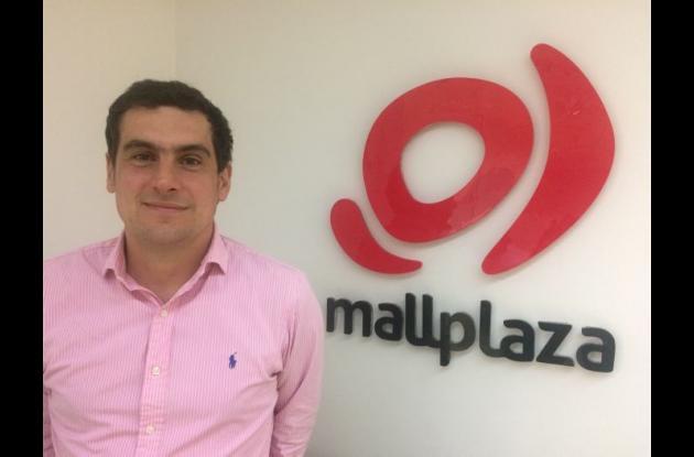 Ricardo Awad, Gerente Comercial de Mallplaza.