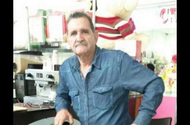 Luis Castaño Monsalve, asesinado en atraco en Mamonal.