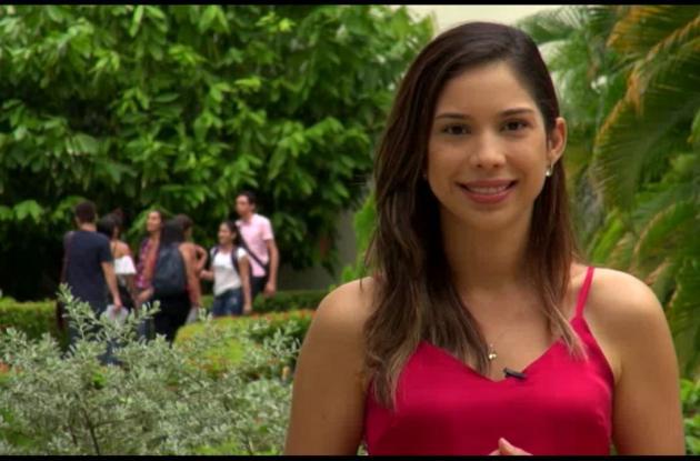 María José González Campo, líder del proyecto en Cartagena.