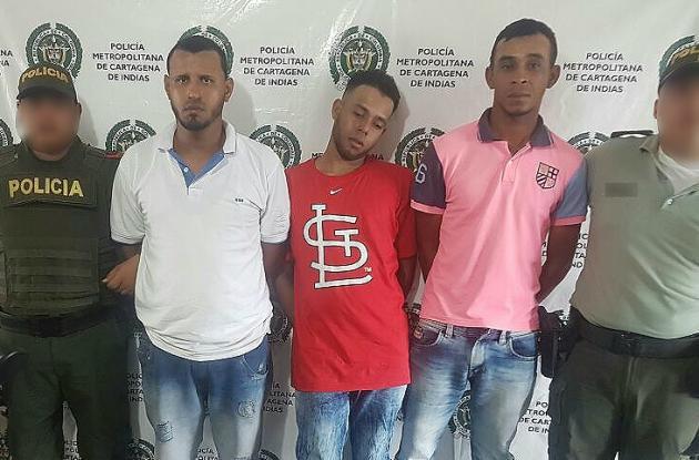 Tres hombres fueron capturados por el homicidio que ocurrió el domingo en Turbaco.