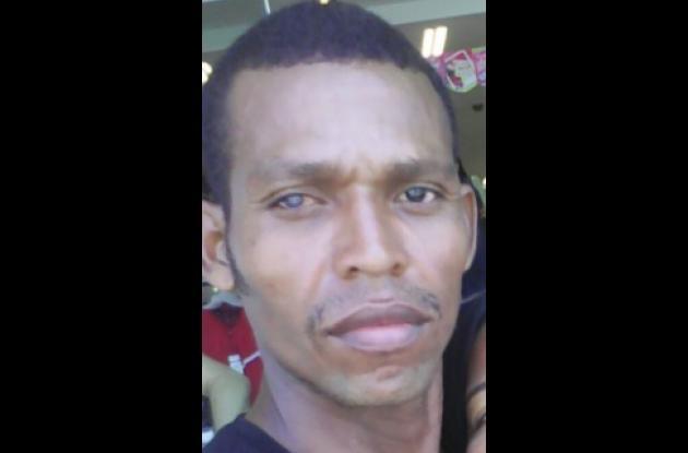 John Freddy Blanco Sarmiento, muerto. pereció tras ser arrollado por bus de Transcaribe en Bazurto.