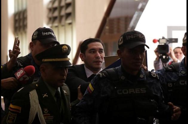 Luis Gustavo Moreno Rivera, ex director de la Unidad Anticorrupción de la Fiscalía.