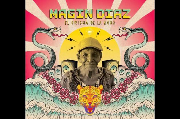 Magín Díaz.