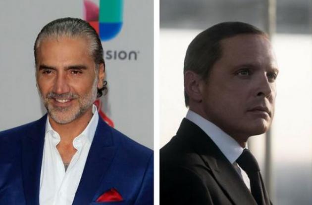 Alejandro Fernández y Luis Miguel