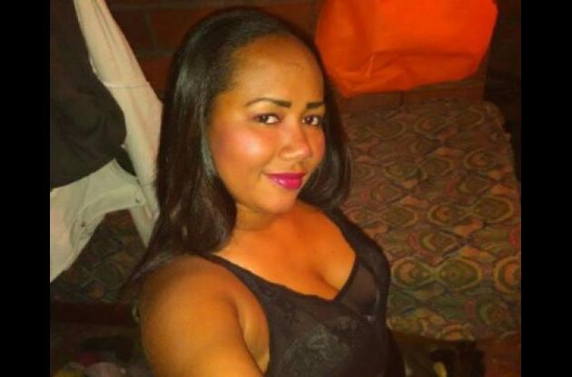 Cindy Mattos, asesinada por Luis Miguel Beltrán, su marido, en la cárcel de Ternera de Cartagena.