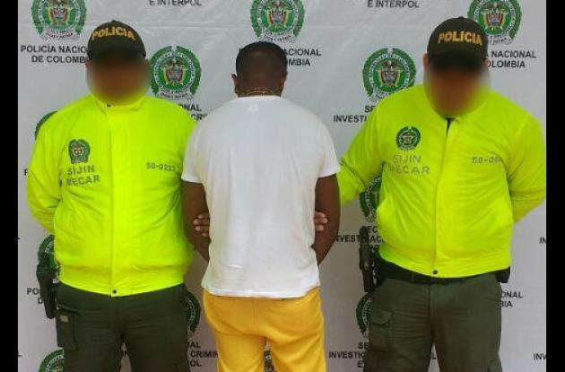 Capturado hombre que violó a una turista en una moto acuática en El Laguito.