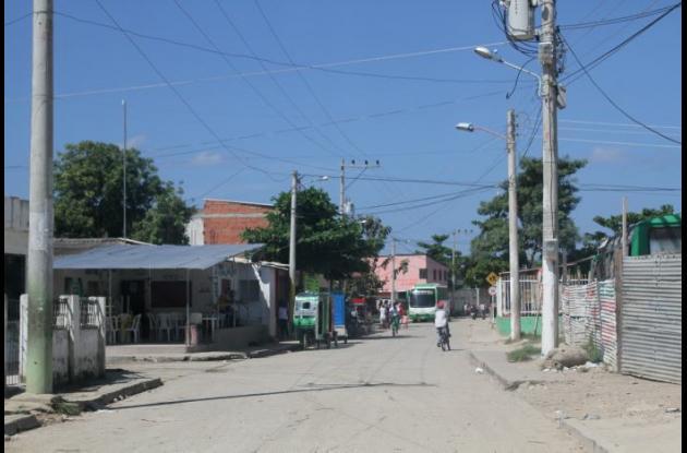 Rafael Hurtado Villalba fue baleado en la llamada Curva Peligrosa del barrio El Pozón. Lo llevaron a un CAP, pero llegó muerto.