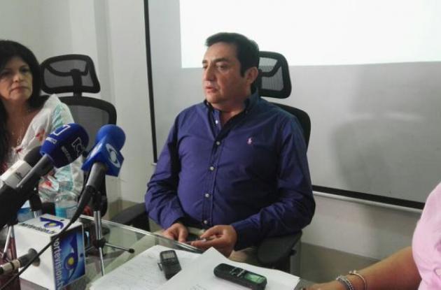 Néstor Murcia, director interventor de Comfacor,