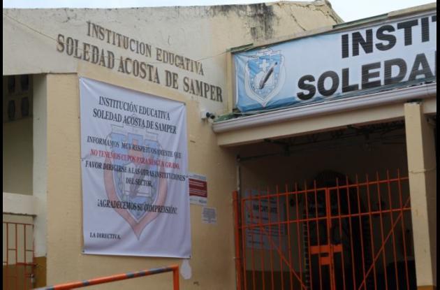 Colegio Soledad Acosta de Samper