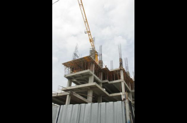 Construcciones en Cartagena