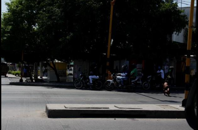 Ángel Cordero Alarcón murió cuando iba en su moto y fue arrollado por un carro en la Transversal 54, frente a Blas de Lezo.
