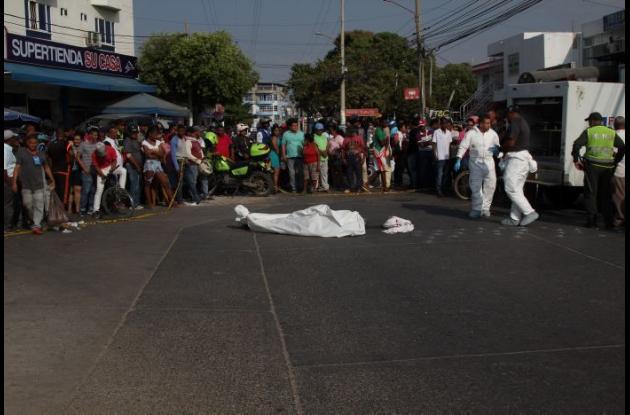 A Cristian Tordecilla lo mataron en San Fernando un cobradiario al que habría atracado.