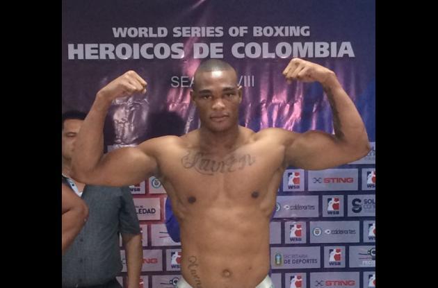 Cristian Salcedo