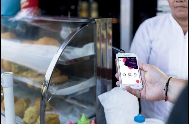 Nequi es una aplicación que usa el dinero digital con soporte en Bancolombia.