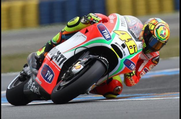 Valentino Rossi. Moto GP.